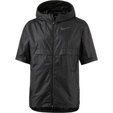 Nike Shield Laufjacke Herren black-reflect-black