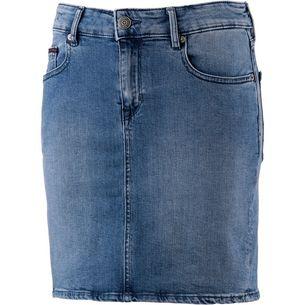 Tommy Jeans Jeansrock Damen fraser mid blue
