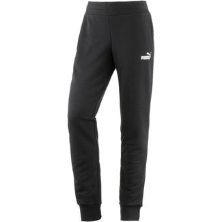 PUMA Essential Sweathose Damen cotton black
