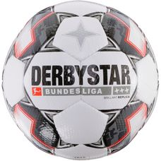 Derbystar Brilliant Bundesliga 18/19 Replica Fußball WE/SW/RO