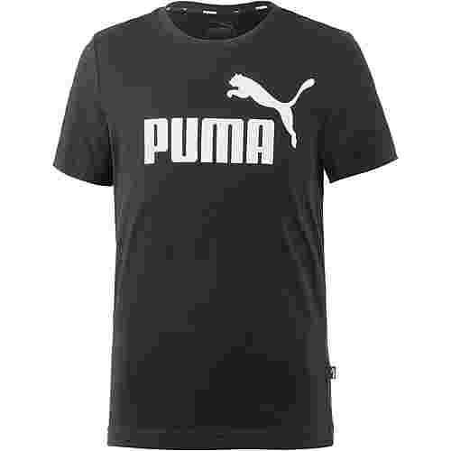 PUMA T-Shirt Kinder cotton black