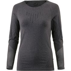 unifit Seamless Funktionsshirt Damen schwarz