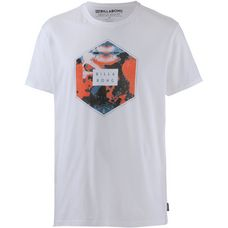Billabong Access SS T-Shirt Herren white