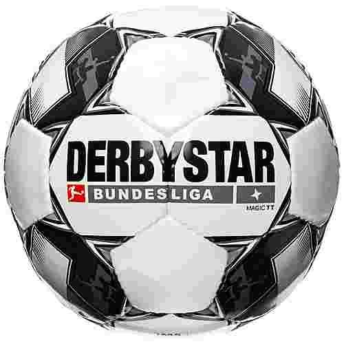 Derbystar Bundesliga Magic TT Fußball weiß / schwarz
