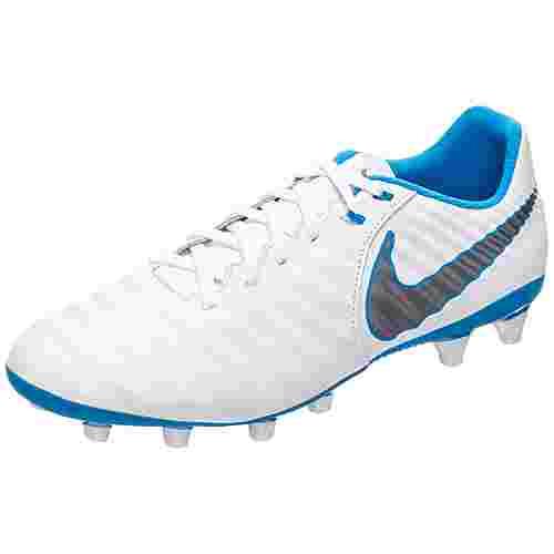 Nike Tiempo Legend VII Academy Fußballschuhe Herren weiß / grau / blau