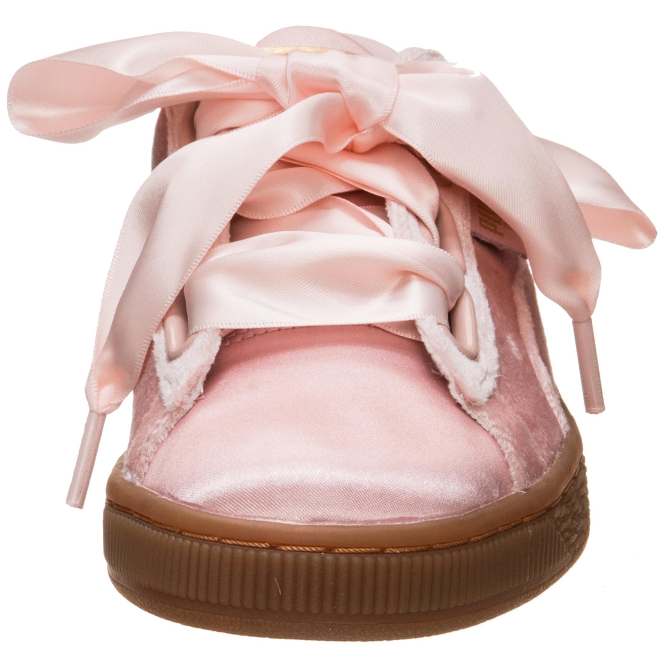 PUMA Heart Basket Heart PUMA VS Turnschuhe Damen Rosa im Online Shop von SportScheck kaufen Gute Qualität beliebte Schuhe 6e6c57