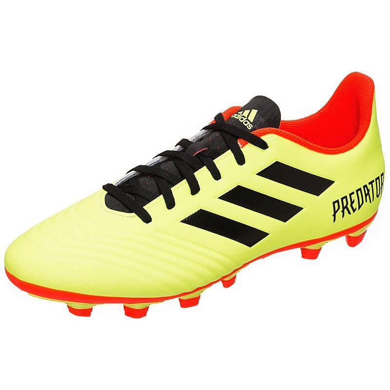Im Schwarz 18 4 Herren Neongelb Adidas Predator Fußballschuhe A0p5qxYw
