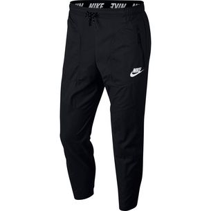Nike NSW AV15 Trainingshose Herren black-white