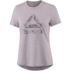 Reebok Elements T-Shirt Damen lavender luck