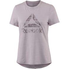 Reebok Elements T-Shirt Damen lavender luck