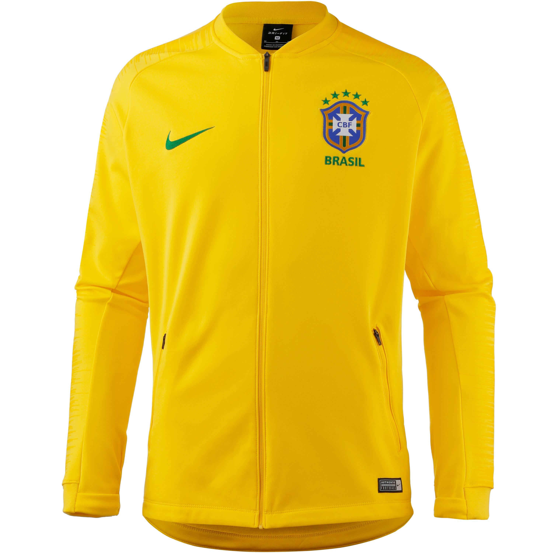Nike Brasilien 2018 Trainingsjacke Herren