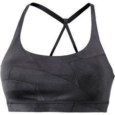 Reebok WORKOUT READY Sport-BH Damen black