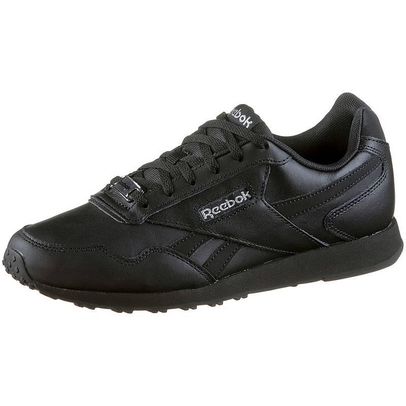 7674f3643c Reebok ROYAL GLIDE LX Sneaker Damen black-silver metallic im Online ...