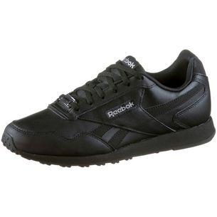Reebok ROYAL GLIDE LX Sneaker Damen black-silver metallic