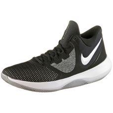 Nike NIKE AIR PRECISION II Basketballschuhe Herren black-white