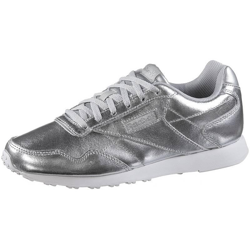 26a92ea19a Reebok ROYAL GLIDE LX Sneaker Damen silver metallic-white im Online ...