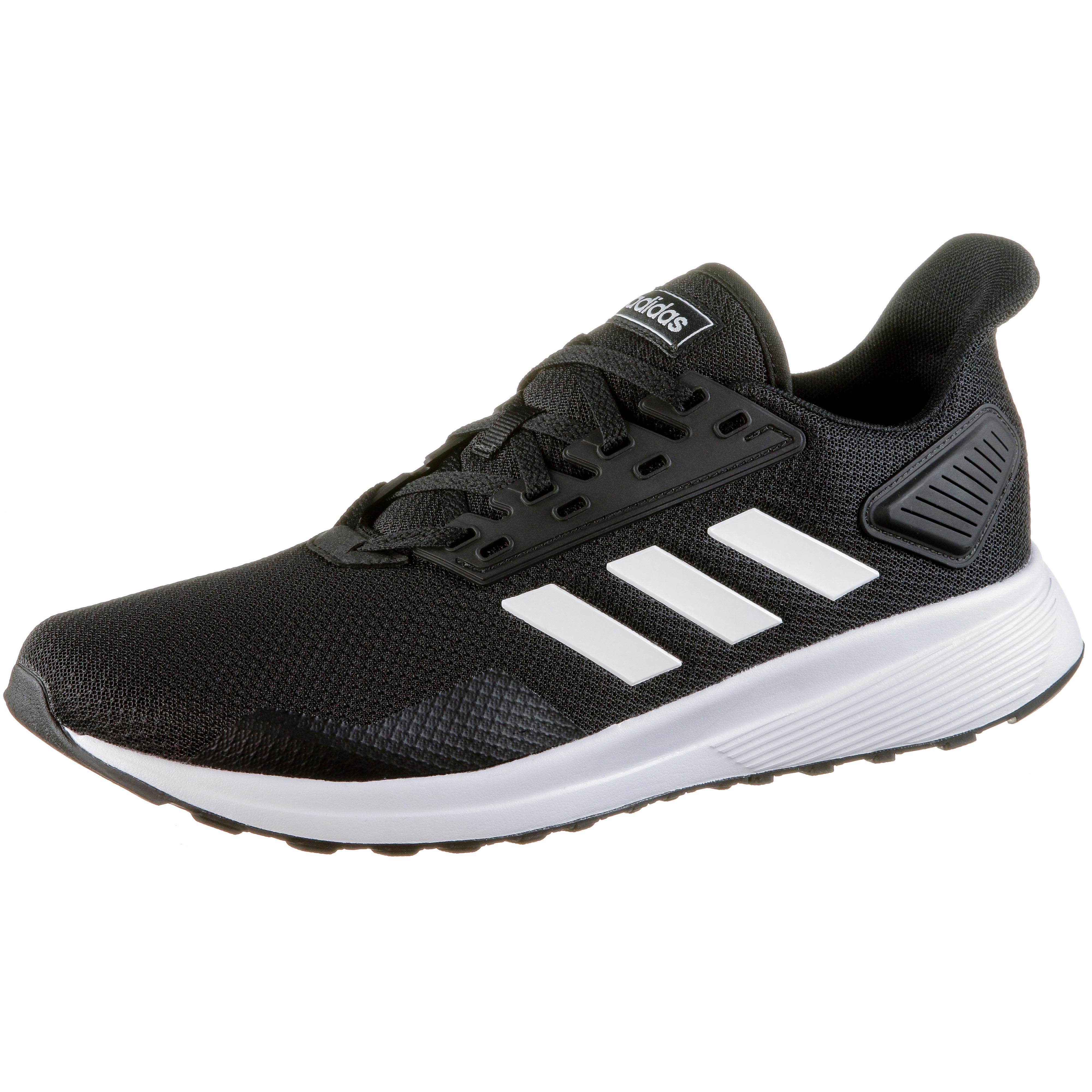 new concept 1add3 8d710 Adidas Duramo 9 Laufschuhe Herren core-black im Online Shop von SportScheck  kaufen