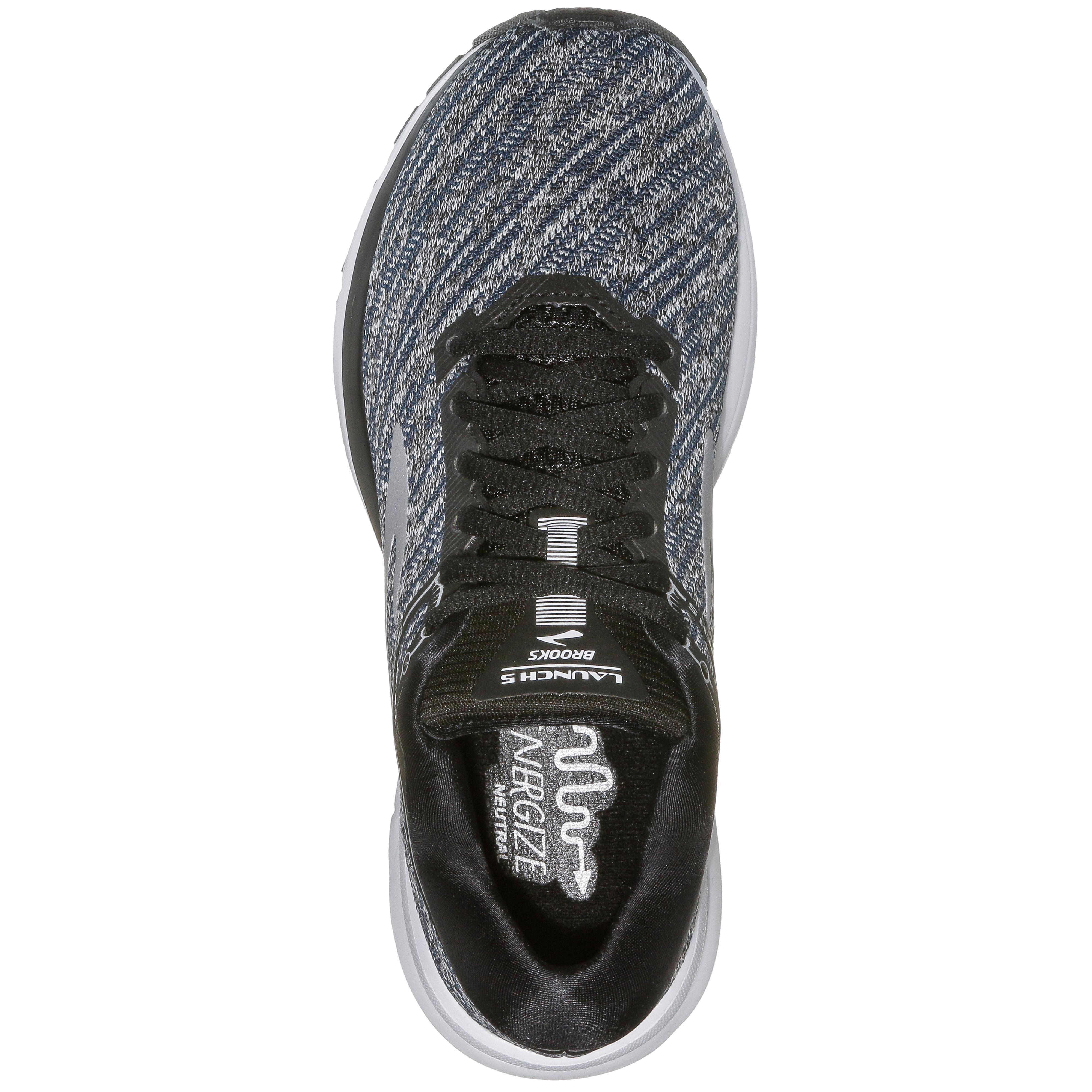 Brooks Brooks Brooks Launch 5 Laufschuhe Damen schwarz-ebony-primer grau im Online Shop von SportScheck kaufen Gute Qualität beliebte Schuhe eeaf5f