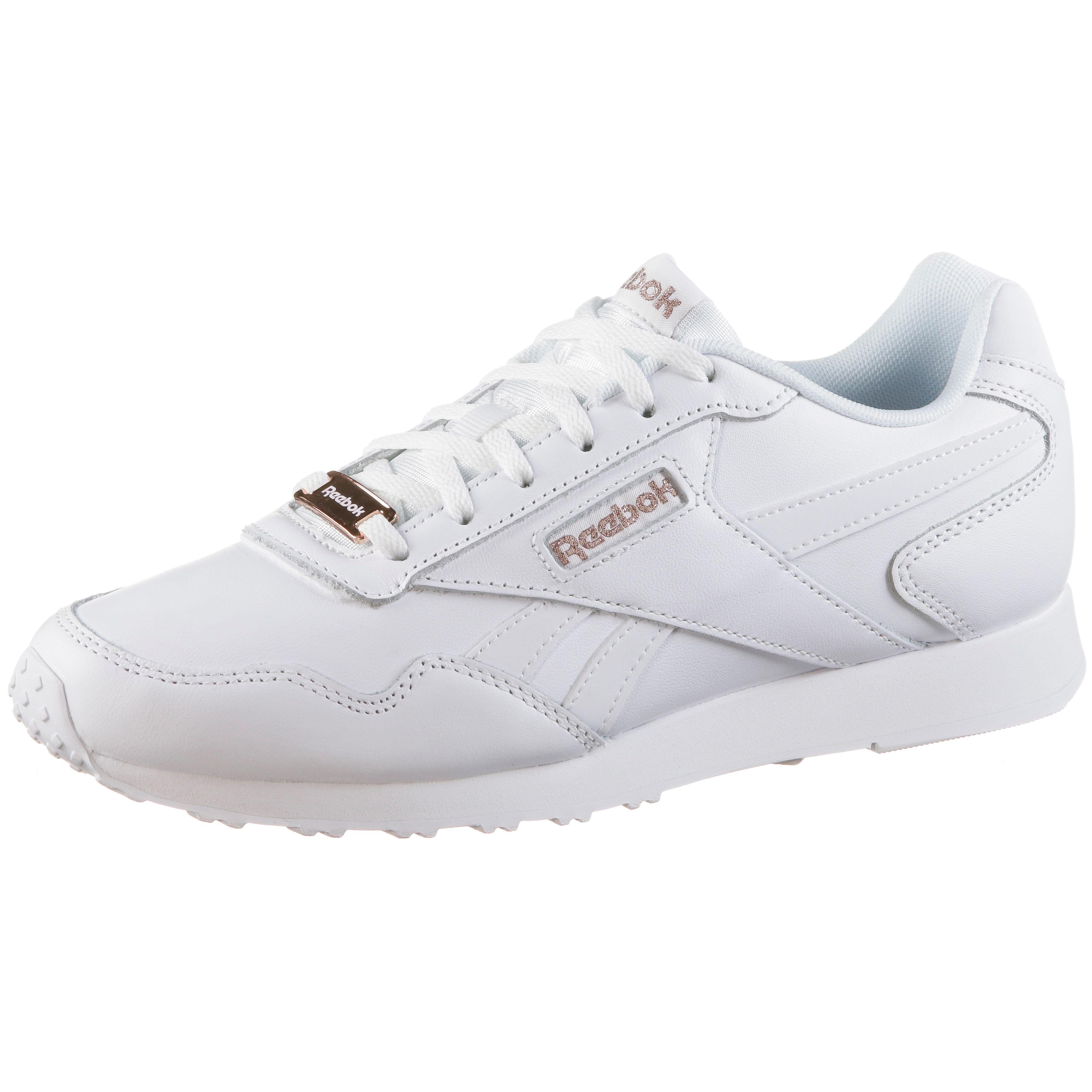Reebok ROYAL TECHQUE T LX Sneaker Damen, whiterose gold,Größen: 36, 37 1/2, 37, 38, 38 1/2, 39, 40, 40 1/2, 41, 42