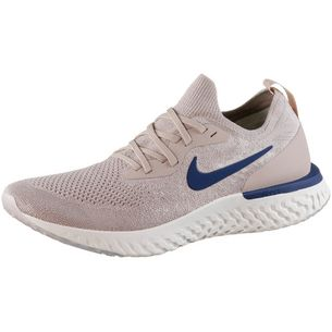 Nike Epic React Flyknit Laufschuhe Herren diffused-taupe-blue-void-phantom-crimson-tint
