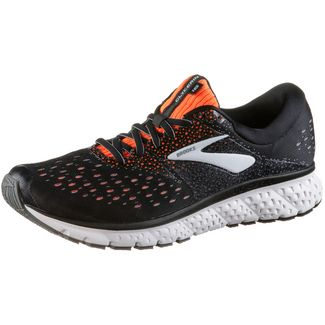 Brooks Glycerin 16 Laufschuhe Herren black-orange-grey