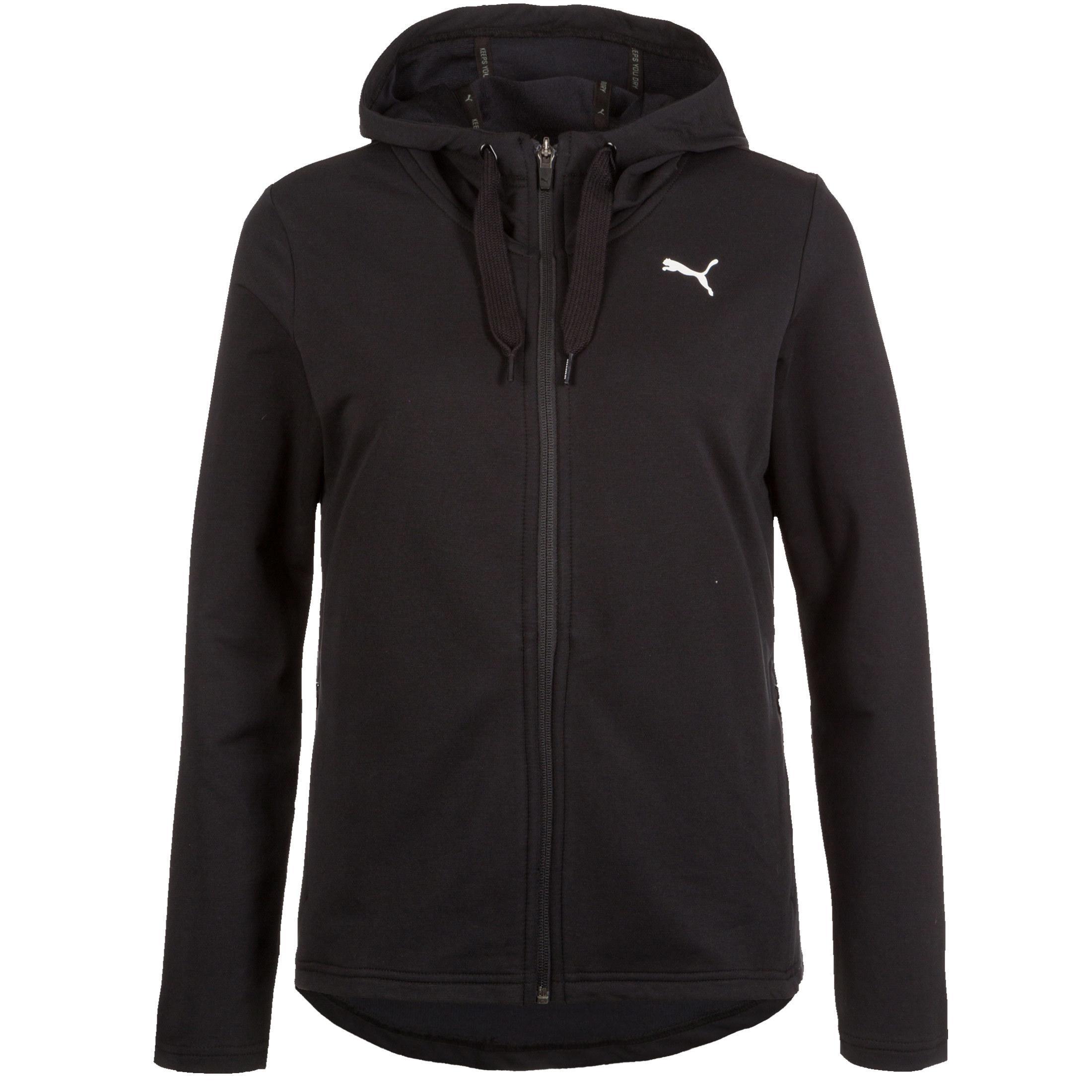 PUMA Modern Sport Trainingsjacke Damen schwarz / weiß im Online Shop von  SportScheck kaufen