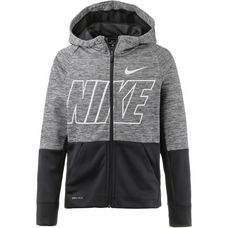 Nike Funktionsjacke Kinder black-pure-black-white