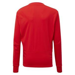 adidas FC Bayern München Fußballtrikot Red / Utility Ivy