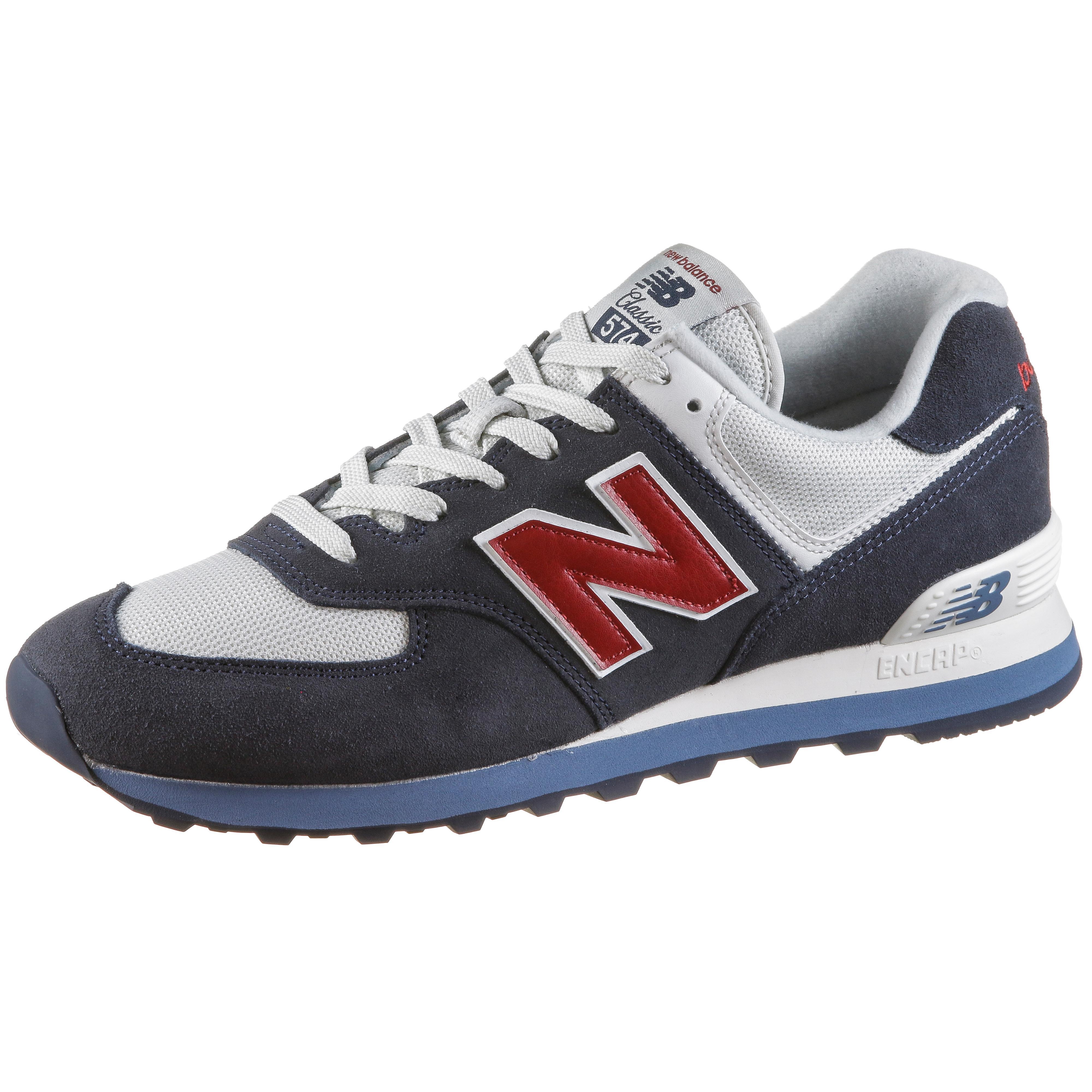 NEW BALANCE ML574 Sneaker Herren black im Online Shop von SportScheck kaufen