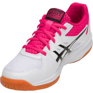 ASICS Upcourt 3 Multifunktionsschuhe Damen white-pixel pink