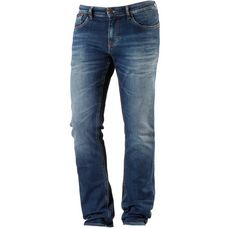 Tommy Jeans Scanton Slim Fit Jeans Herren wilson mid blue stretch