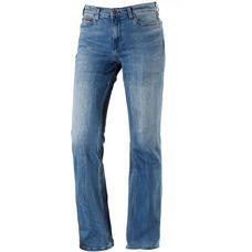 Tommy Jeans Bootcut Jeans Damen fraser mid blue