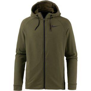 Nike Dry Trainingsjacke Herren olive-canvas-black-olive-flak-black 43c9281002