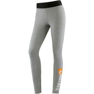 df8bea74dd1e45 Tights » lang von Nike in grau im Online Shop von SportScheck kaufen