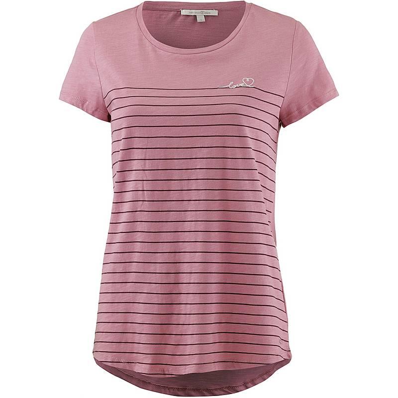 TOM TAILOR T-Shirt Damen dusty mauve im Online Shop von SportScheck ... e78e2dca36
