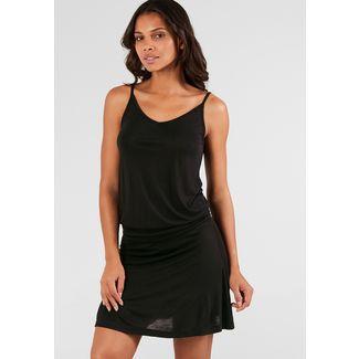 BEACH TIME Trägerkleid Damen schwarz