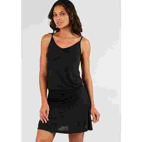 BEACH TIME Kleid Damen schwarz
