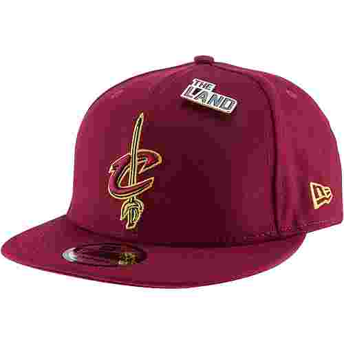 New Era 9FIFTY Cleveland Cavaliers Cap red