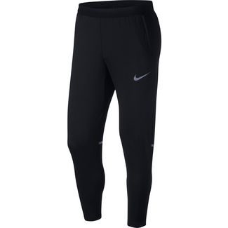 Nike Phenom Laufhose Herren black-reflective-silver
