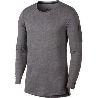 Nike Fitted Utility Funktionsshirt Herren gunsmoke-atmosphere-grey-black
