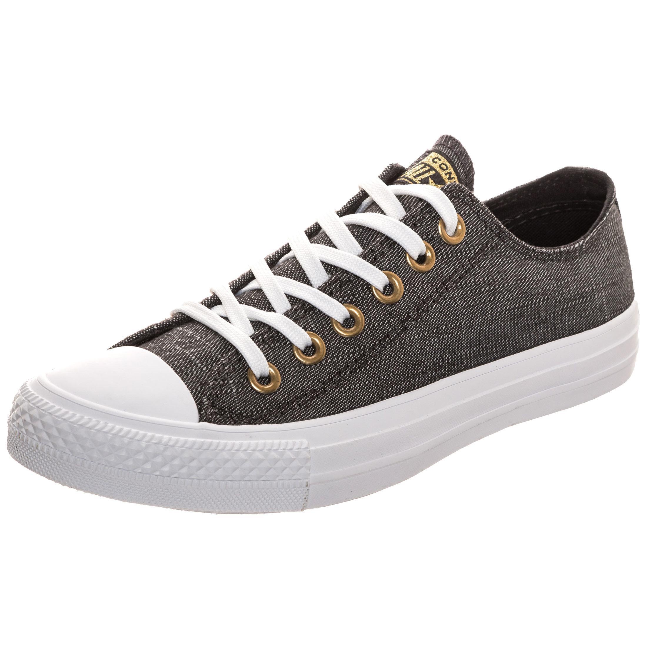 CONVERSE Chuck Taylor All Star Turnschuhe Damen schwarz / gold SportScheck im Online Shop von SportScheck gold kaufen Gute Qualität beliebte Schuhe 4ed409