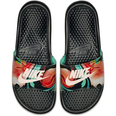 Nike Slides BENASSI Badelatschen Damen Sandalen 36 1/2 Normal | 00885179356826