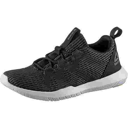 Reebok REAGO PULSE Fitnessschuhe Damen coal-black-field tan-porcelain-foggy grey