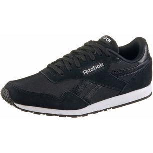 Reebok ROYAL ULTRA SL Sneaker Damen black-silver-white