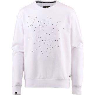 SWOX Alphabet Crewneck Sweatshirt white