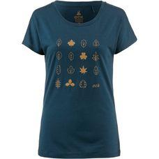 OCK Funktionsshirt Damen dunkelblau