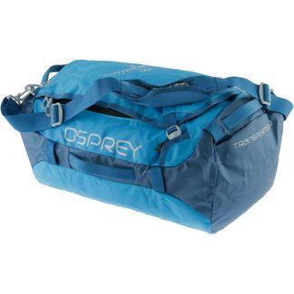 Osprey Transporter 40 Duffle Reisetasche kingfisher blue