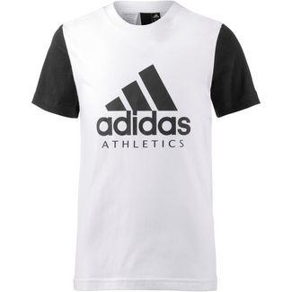 adidas T-Shirt Kinder white