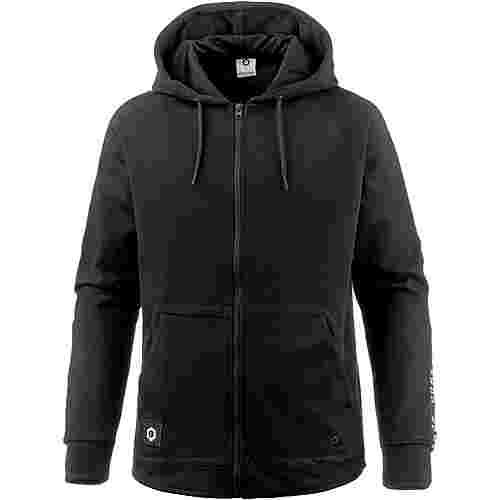 CORE by JACK & JONES JCOBAND Sweatjacke Herren black