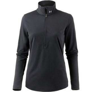 Under Armour Threadborne Streaker Laufshirt Damen black-black-reflective